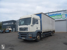 MAN TGA 18.360 truck used tautliner