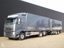 Camion remorque fourgon Volvo FH