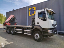 Camion Renault Kerax 430.26 plateau standard occasion