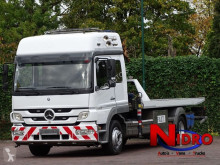 Lastbil Mercedes Atego 1328 containertransport begagnad