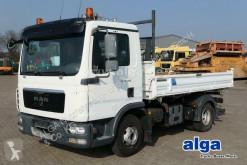 MAN hátra és két oldalra billenő kocsi teherautó TGL 8.220 TGL BB 4x2, Euro 5, Meiller, 2x AHK, Hydr.
