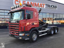 Camion Scania R124 polybenne occasion