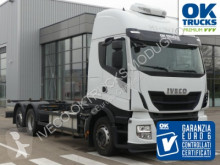 Camião chassis Iveco Stralis AS260S48Y/FP CM