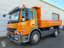 Kamion plošina Mercedes Atego 1224 K 4x2 1224 K 4x2 Tempomat/Radio