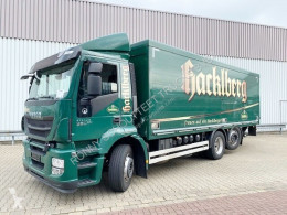Box truck Stralis AD260S36 6x2 Stralis AD260S36 6x2 Getränkewagen, Lift-/Lenkachse, EEV, MBB LBW
