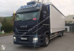 Camión tautliner (lonas correderas) Iveco Stralis 440 S 50