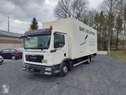Camion furgone MAN TGL 8.180