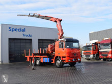 Mercedes flatbed truck Actros 3335