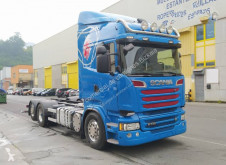 Scania chassis truck R 730