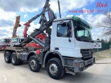 Mercedes Actros 3241 truck used hook arm system