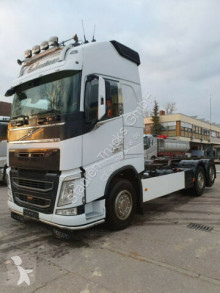 Camion châssis Volvo FH FH 4 460 Globe XL 6X2 BDF E6 ACC Chassis
