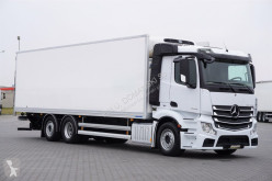 MERCEDES-BENZ ACTROS / 2542 / E 6 / 6 X 2 / CHŁODNIA + WINDA truck used refrigerated