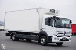 Camión MERCEDES-BENZ ATEGO / 1223 / E 6 / CHŁODNIA + WINDA / 15 PALET frigorífico usado
