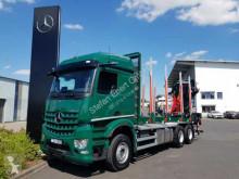 Camion transport buşteni Mercedes Arocs Arocs 2651 L 6x4 + Mirrorcam + Retarder - sofort