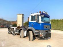 Camion MAN TGA 41.400 BALESTRATO ANTERIORE E IDRAULICO PO scarrabile usato