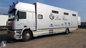 Vrachtwagen vee aanhanger DAF FA95.360 Superspace