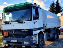 Camión Mercedes Actros cisterna usado