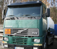 Camion Volvo F12 citerne occasion