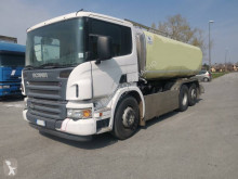 Scania P 380 truck used tanker