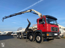 MAN hook lift truck 41.403