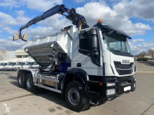 Iveco two-way side tipper truck X-WAY AD260S48
