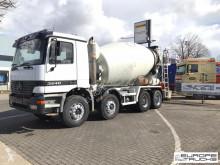 Mercedes betonkeverő beton teherautó Actros 3240