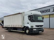 Lastbil skjutbara ridåer (flexibla skjutbara sidoväggar) Renault Premium 420 DCI