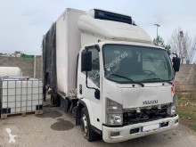 Vrachtwagen Isuzu P75 tweedehands koelwagen mono temperatuur