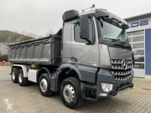 Camion Mercedes Arocs 3246 8x4 EURO6 DSK mit Bordmatik benne occasion