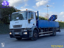 Iveco Stralis truck used flatbed
