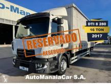 Renault tautliner truck Gamme G 280