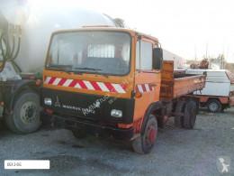 Lastbil Magirus DEUTZ 130-8--- Inv-Nr.: 0512-05 platta häckar begagnad