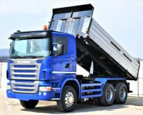 Camión volquete Scania G400 Kipper 5,10m * 6x4 * Topzustand!
