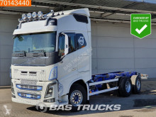 Volvo FH16 650 truck used chassis