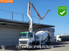 Kamión betonárske zariadenie miešačka + čerpadlo Mercedes Actros 3241
