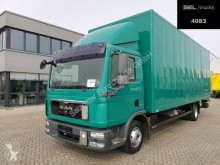 MAN TGL TGL 12.220 4x2 BB / Ladebordwand / Seitentür truck used box