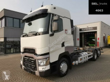 Camion Renault T 480 / 2 Tanks / Standklima / Liftachse châssis occasion