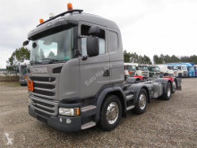 Lastbil chassi Scania G450 8x2*6 ADR Chassis Euro 6