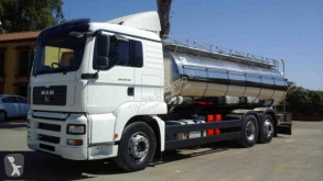 MAN truck used tanker