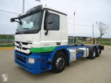 Camion Mercedes Actros 2544 châssis occasion