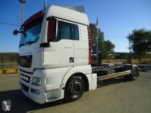 Camion MAN châssis occasion