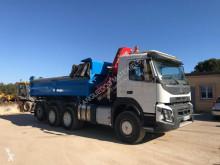 Kamion dvojitá korba Volvo FMX 450