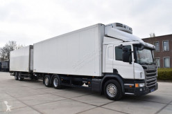Scania P 410 trailer truck used mono temperature refrigerated