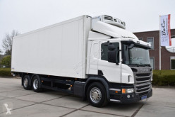 Scania P 410 truck used mono temperature refrigerated