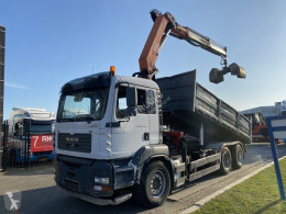 Camion MAN TGA 26.390 benne occasion
