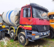 Mercedes Actros 4140 truck used concrete mixer