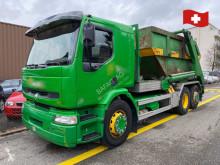 Kamion stroj s více korbami Renault Premium premium 370 6x2