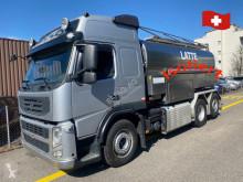 Camion Volvo FM fm 410 6x2r citerne alimentaire occasion