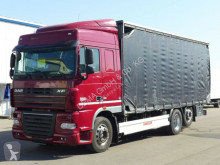 Camión lona corredera (tautliner) DAF XF105 XF 105.510*Euro 5*Retarder*Lift*Hubdach*Klima*
