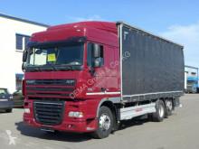 Camión lona corredera (tautliner) DAF XF105 XF 105.460*Euro 5*Retarder*Lift*Hubdach*Klima*